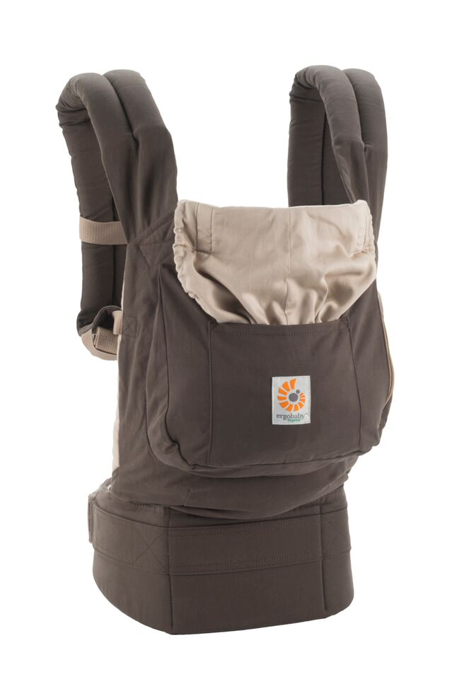ergobaby Carrier Dark Cocoa