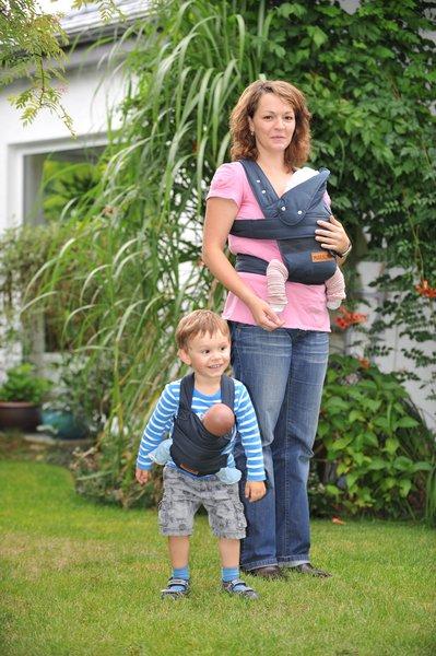 Marsupi für Eltern und Puppeneltern