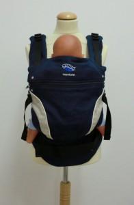 manduca Babytrage - Test-Trage