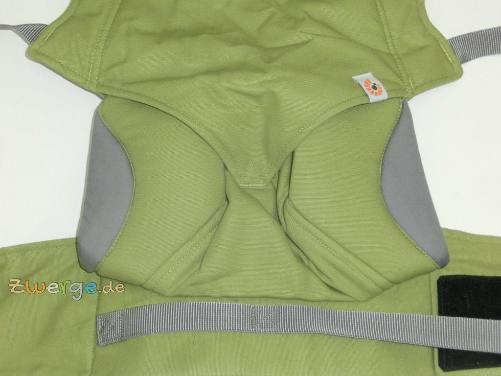 Schalensitz des ergobaby 360