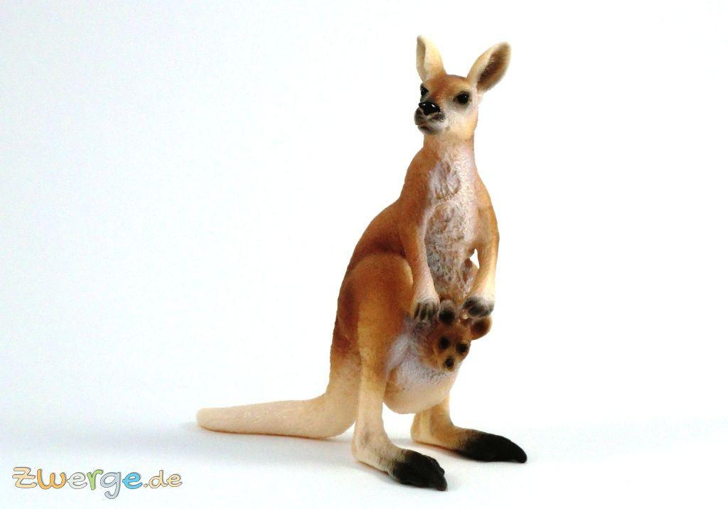 Biologisch gesehen ist das Känguruh ein passiver Tragling. Auch ist der Mensch ein Tragling