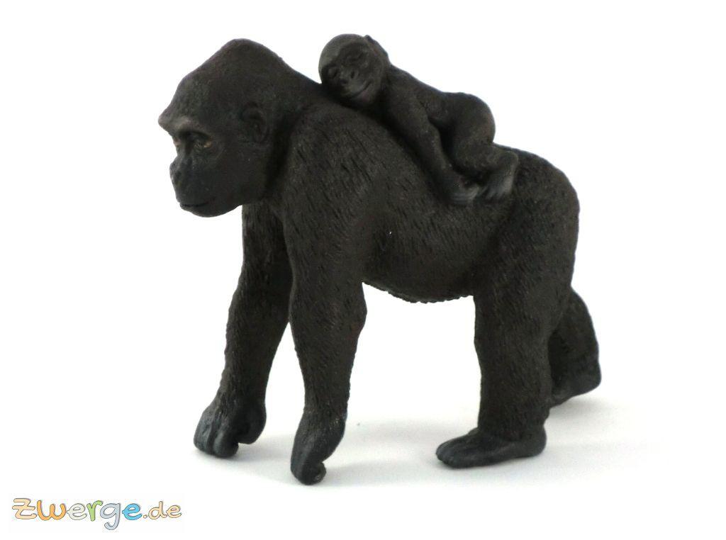 Der Mensch ist ein Tragling - Affen sind aktive Traglinge