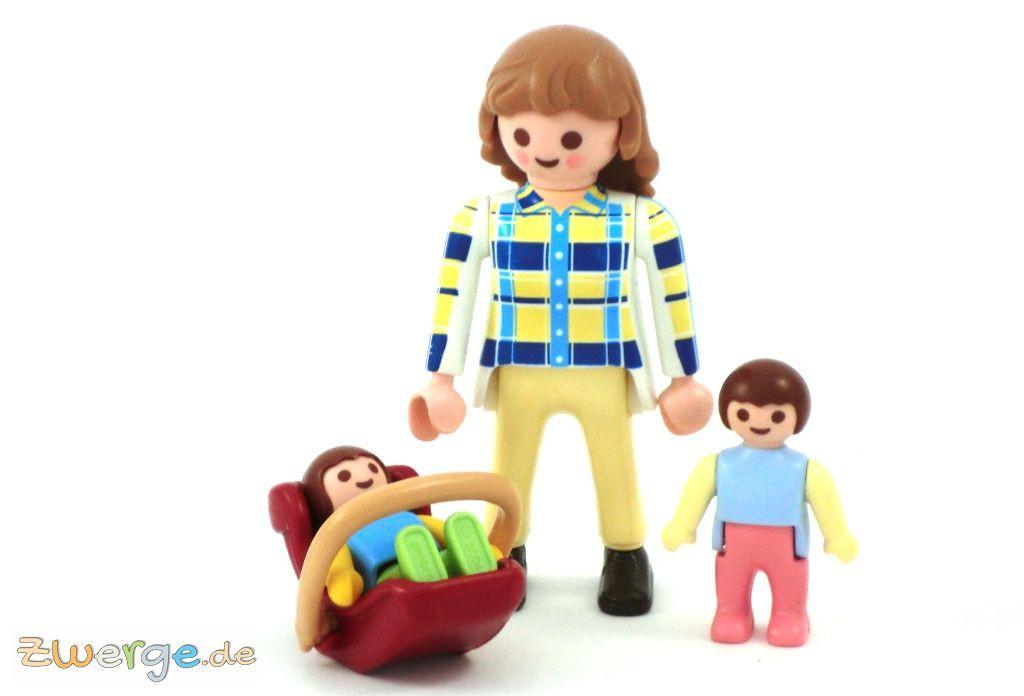 tragen - gut fürs Baby und praktisch für die Eltern. Beide Hände sind frei für Geschwisterkinder