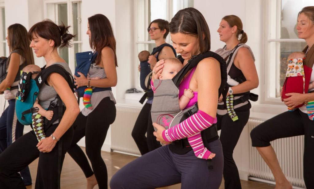 Sport mit Baby - Kangatraining im Stadt- und Landkreis Heilbronn und Ludwigsburg