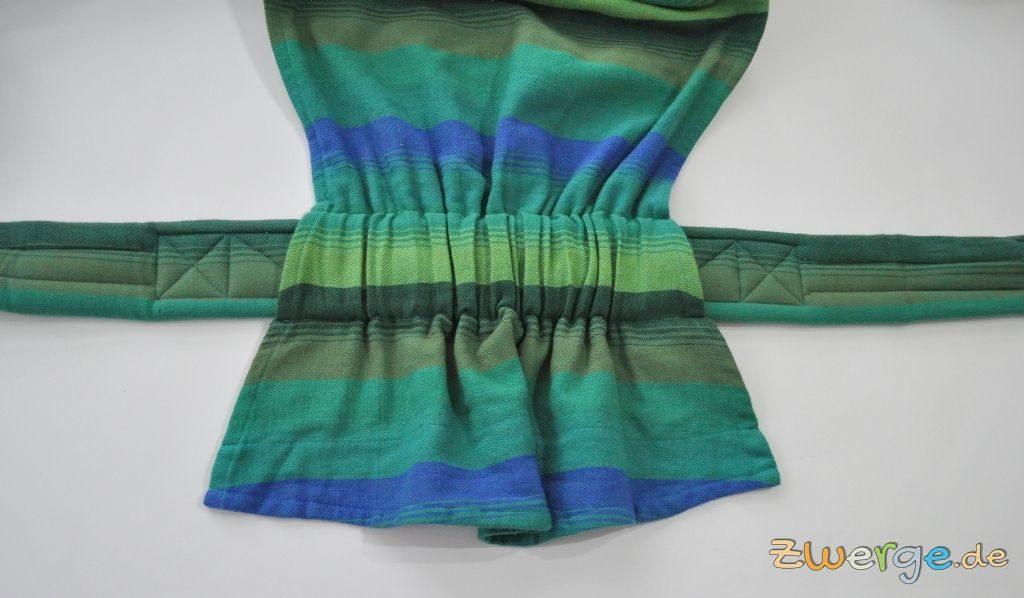 Girasol Mysol - Steg/Rückenteil breit