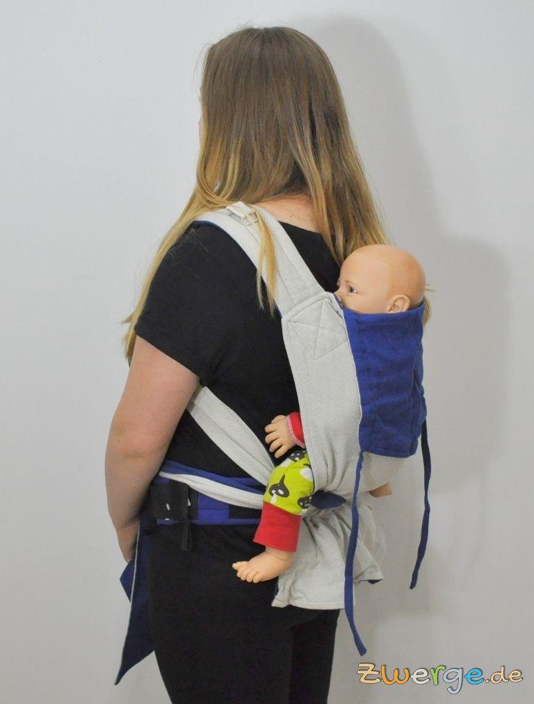 Girasol Mysol als Rückentrage
