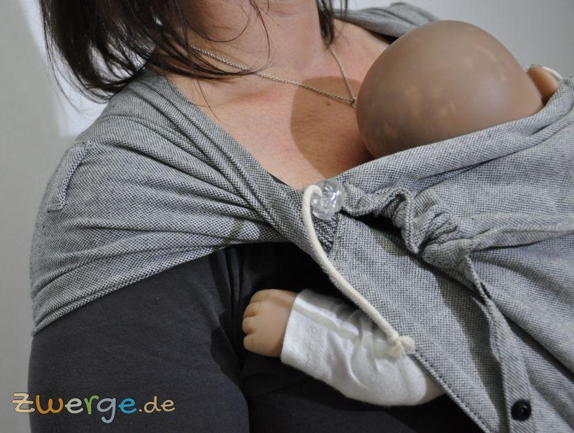 Didyklick- Nackenweite regulieren