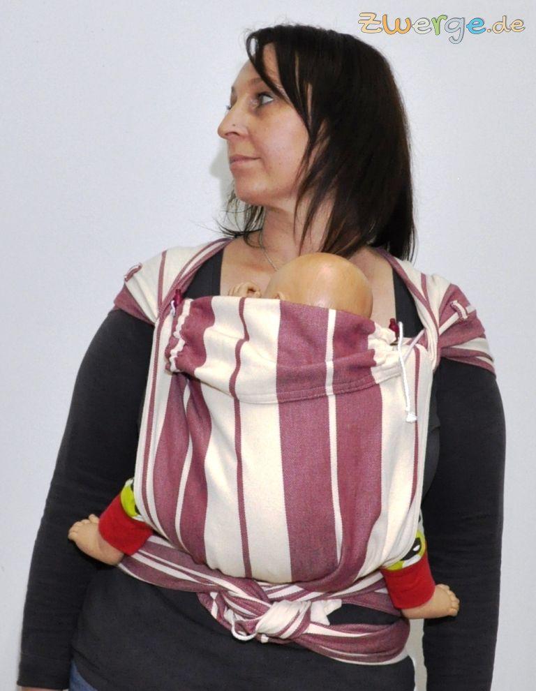 DidyTai mit gekippten Schulterträgern