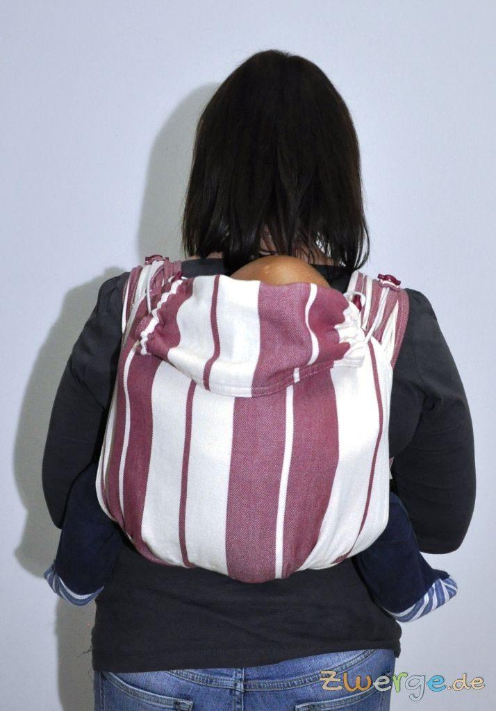 DidyTai als Rückentrage - Ansicht von hinten