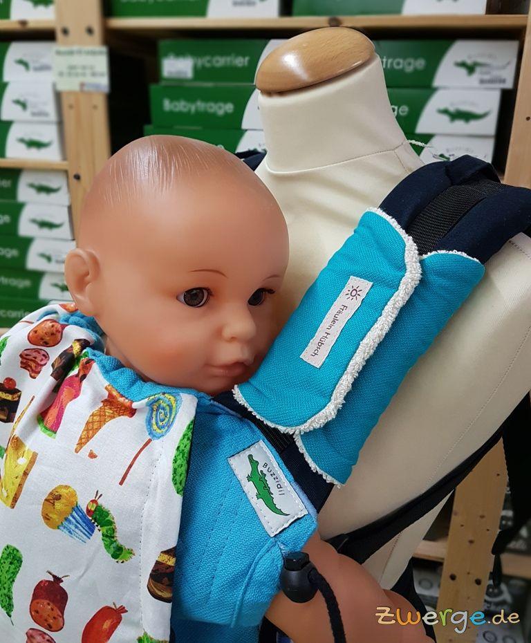 Gurtschoner als Trägerschutz für Deine Babytrage