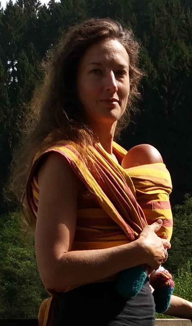 Trageberaterin Sylvia Köster