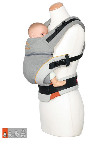 manduca XT- Einstellung für kleine Babys