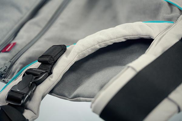 manduca XT - Rückenteil mit breitem Steg