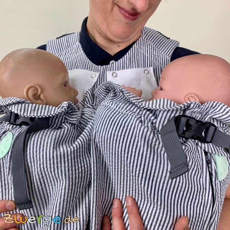 Weego Twin - die Zwillingstrage bis 15kg
